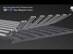 SystemPlast Top Trac 新型模块式转弯轨道