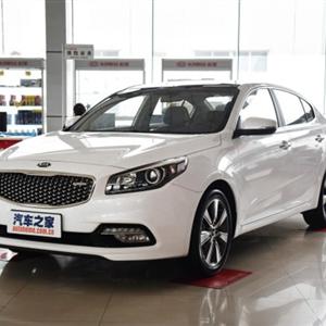 新增1.4T发动机 新款K4有望今年9月上市