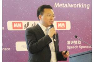 陆俊杰先生,爱路华机电技术(上海)有限公司,产品与技术销售总经理