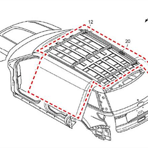 福特推出车顶安全气囊 车子侧翻时可保护乘客头部