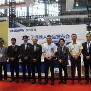 安川電機发布全新小型机器人GP系列 聚焦3C行业应用市场