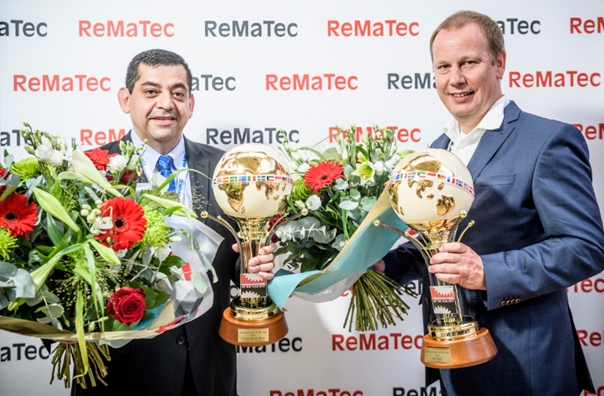 """威伯科荣膺全球领先再制造业平台ReMaTec 颁发的""""2017年度再制造商""""奖项"""