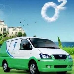 让运输充满绿色能量 新能源物流车市场爆发在即