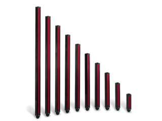 高精度经济型两片式测量光幕