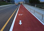 快速建成安全的自行车道