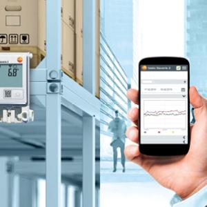 新一代testo Saveris 2WiFi型温湿度记录仪