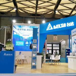 台达亮相2017上海国际客车展 分享客车车载空调高效节能解决方案