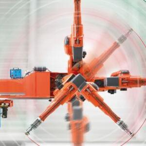 工业机器人提升生产效率