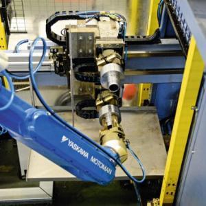 机器人为生产力提高提供助力