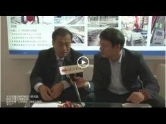 回顾:2016CeMAT ASIA访北京起重运输机械设计研究院物流仓储中心副总经理 孟令广先生