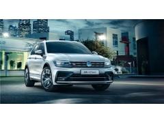 德国原装品质SUV 开创城市SUV新世代 大众进口汽车Tiguan产品介绍