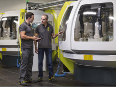 EMO2017:瑞士精机MTR400HR系列全数控回转式组合机床
