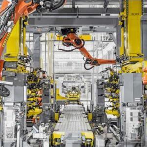 汽车行业的生产数字化