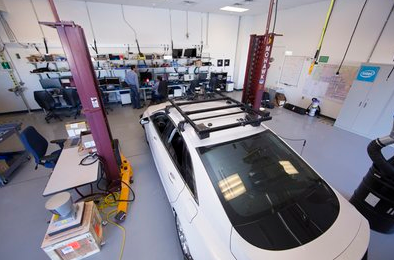 菲亚特克莱斯勒汽车集团宣布加入宝马、英特尔和Mobileye联盟 共同开发自动驾驶平台
