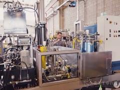 复合材料行业领导者的HP-RTM生产解决方案