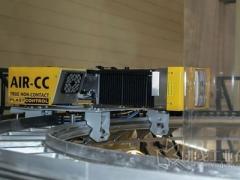 非接触式AIR-CC:更具优势的电容测厚系统
