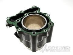 复合材料的发动机活塞缸体外壳