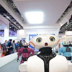 世界机器人大会23日开始 百余企业将秀多种类型机器人