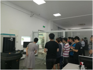 温泽工厂开放日:零距离接触世界前沿测量技术 AI汽车 第7张