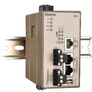 Westermo以太网扩展器使用现有的基础设施线缆实现弹性网