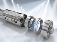 CeMAT2017:英特诺新型电动滚筒平台DM 0080