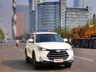 携大智慧行越级优势 瑞风S7开启紧凑型SUV错位竞争新时代