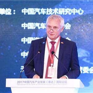 魏岚德:数字化正在给宝马带来全新的业务模式