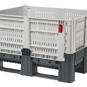 CeMAT2017:DOLAV FOLDI® ACE 1000 大型折叠卡板箱