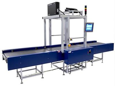 CeMAT2017:TLX-Basic 高速动态体积,重量,条码测量系统