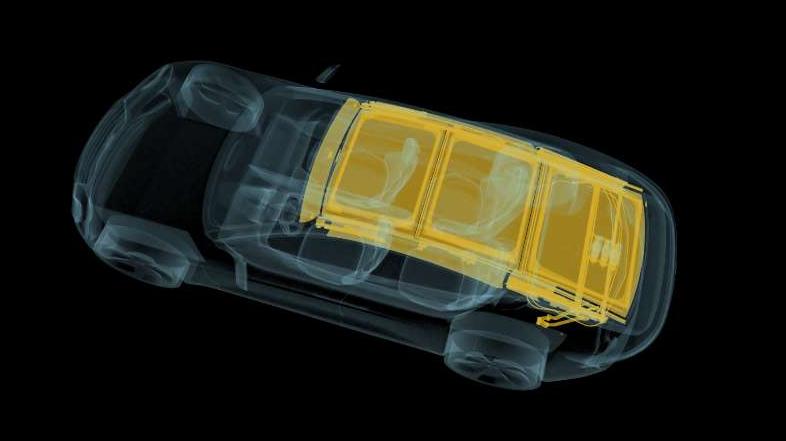 IAA2017:伟巴斯特超凡的创新概念车展示,完美诠释了未来车辆的全新驾乘体验 AI汽车 第2张