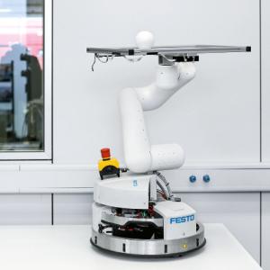 Festo 与华为共同探索研究5G 云化机器人