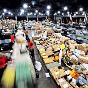 8月全国快递企业业务量达32.6亿件