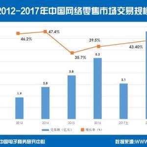 2017年(上)中国网络零售市场数据监测报告
