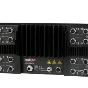 红狮推出防护等级达IP67的工业管理型千兆以太网PoE+交换机