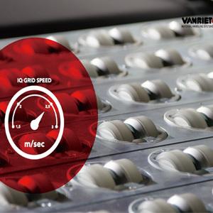 转轮分拣设备IQ-Grid