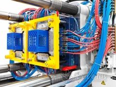 为南非运输包装箱的生产订制注塑技术
