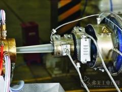 """适用于标准 PO管材生产的""""精益挤出""""生产线"""