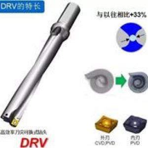 一张图帮你梳理DRV各槽型在不同加工需求下的应用