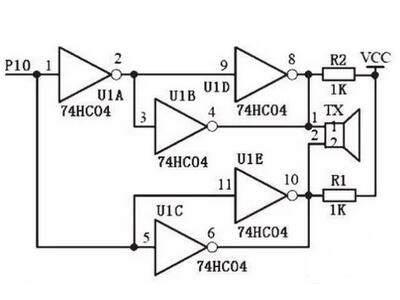 超声波传感器在移动机器人中的应用