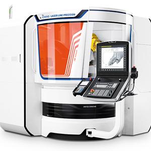 EMO2017:Ewag机床Laser Line Precision