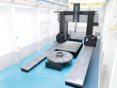 EMO2017:Soraluce新型铣削/车削/镗削加工中心PXG-W