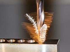 EMO2017:Dormer Pramet公司新一代硬质合金钻头Force X