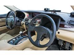 全面解析丰田研究院Guardian和Chauffeur自动驾驶系统