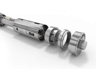 新型电动滚筒平台DM 0080