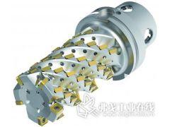 KCSM40是肯纳金属公司生产的新型可转位铣刀材质产品