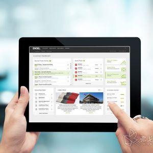 新的用户门户e-connect,为智能工厂铺平道路