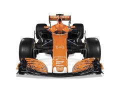 迈凯伦利用Stratasys的增材制造技术改善2017赛车的性能