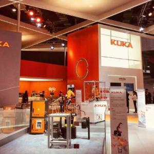 KUKA携未来智能生产解决方案亮相工博会