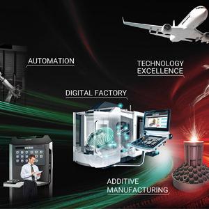 创新的机床和完整的自动化系统解决方案