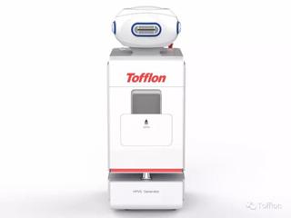 智能移动灭菌机器人,引领灭菌新趋势